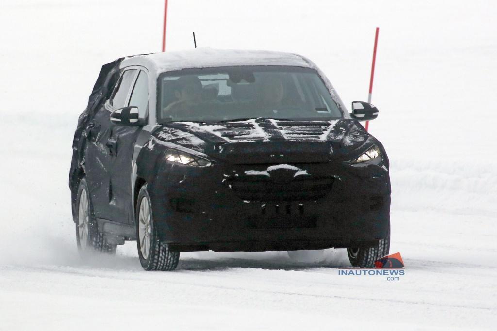 2015 - [Hyundai] Tucson III Spied-19