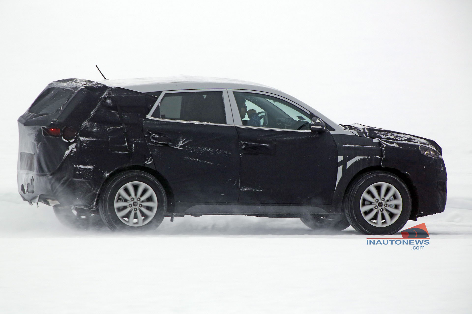 2015 - [Hyundai] Tucson III Spied-23