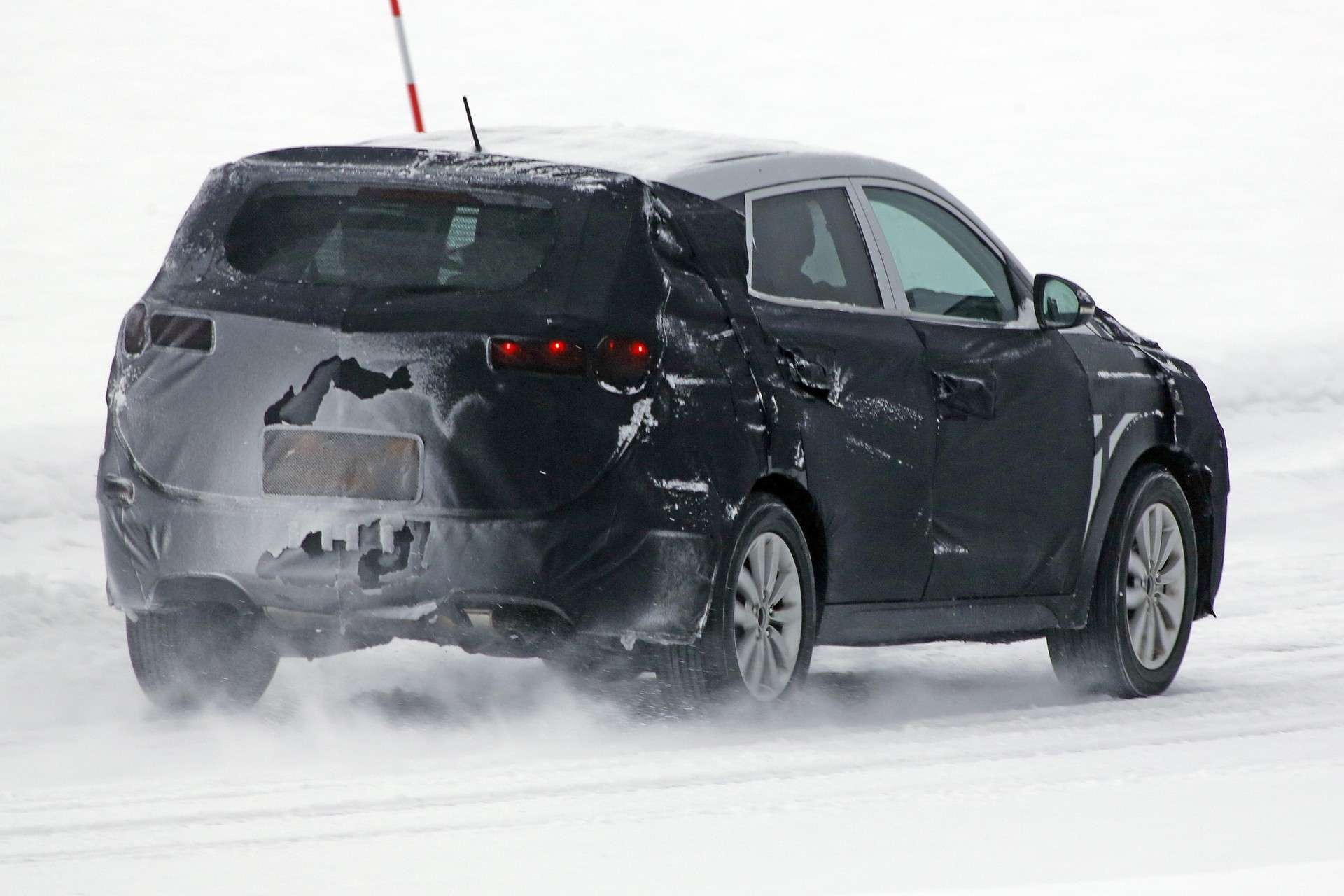 2015 - [Hyundai] Tucson III Spied-24