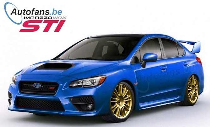 2014 - [Subaru] Impreza WRX/STi  - Page 2 Subaru12