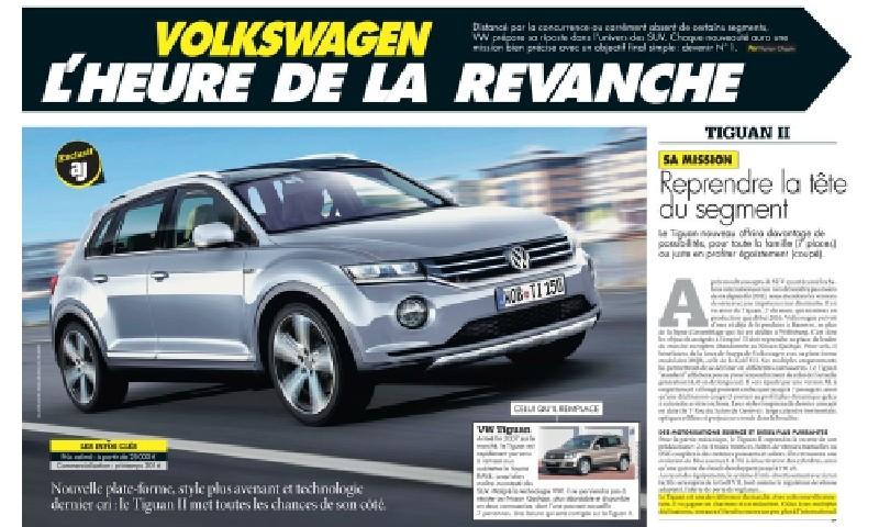 2016 - [Volkswagen] Tiguan II - Page 2 Tig10