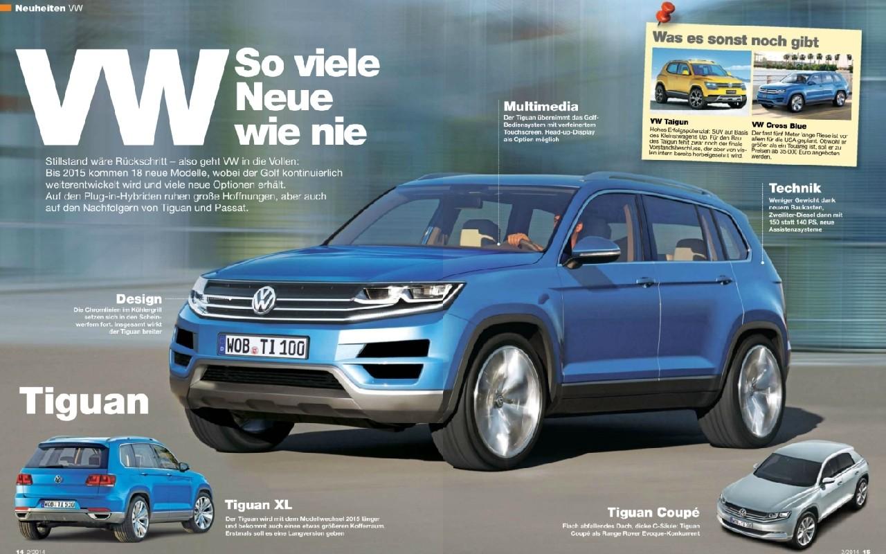 2016 - [Volkswagen] Tiguan II - Page 2 Tiguan11