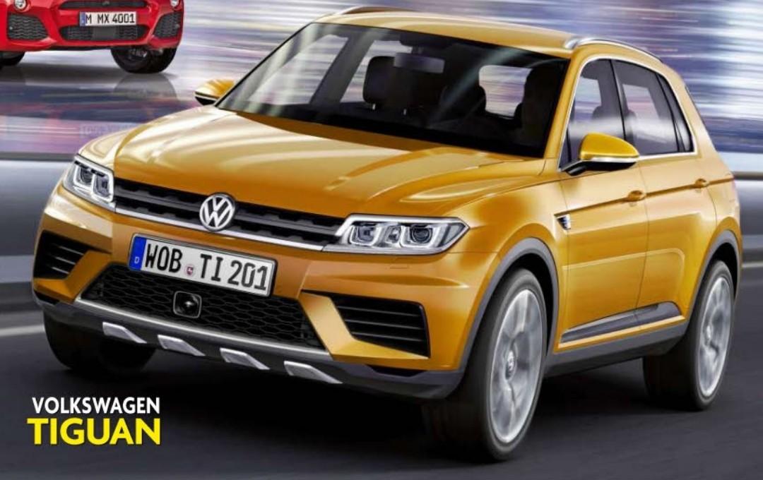 2016 - [Volkswagen] Tiguan II - Page 3 Tiguan13