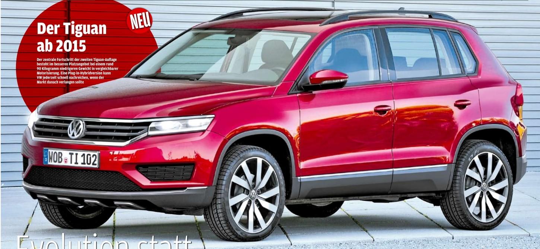 2016 - [Volkswagen] Tiguan II - Page 3 Tiguan14