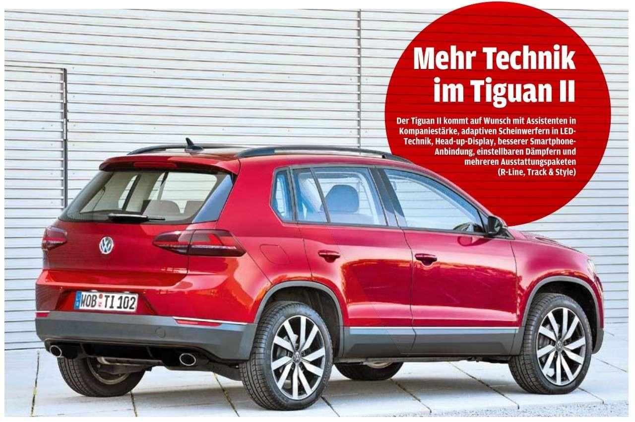 2016 - [Volkswagen] Tiguan II - Page 3 Tiguan15