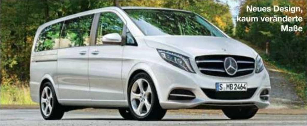 2014 - [Mercedes] Classe V/Vito - Page 4 Vclass10