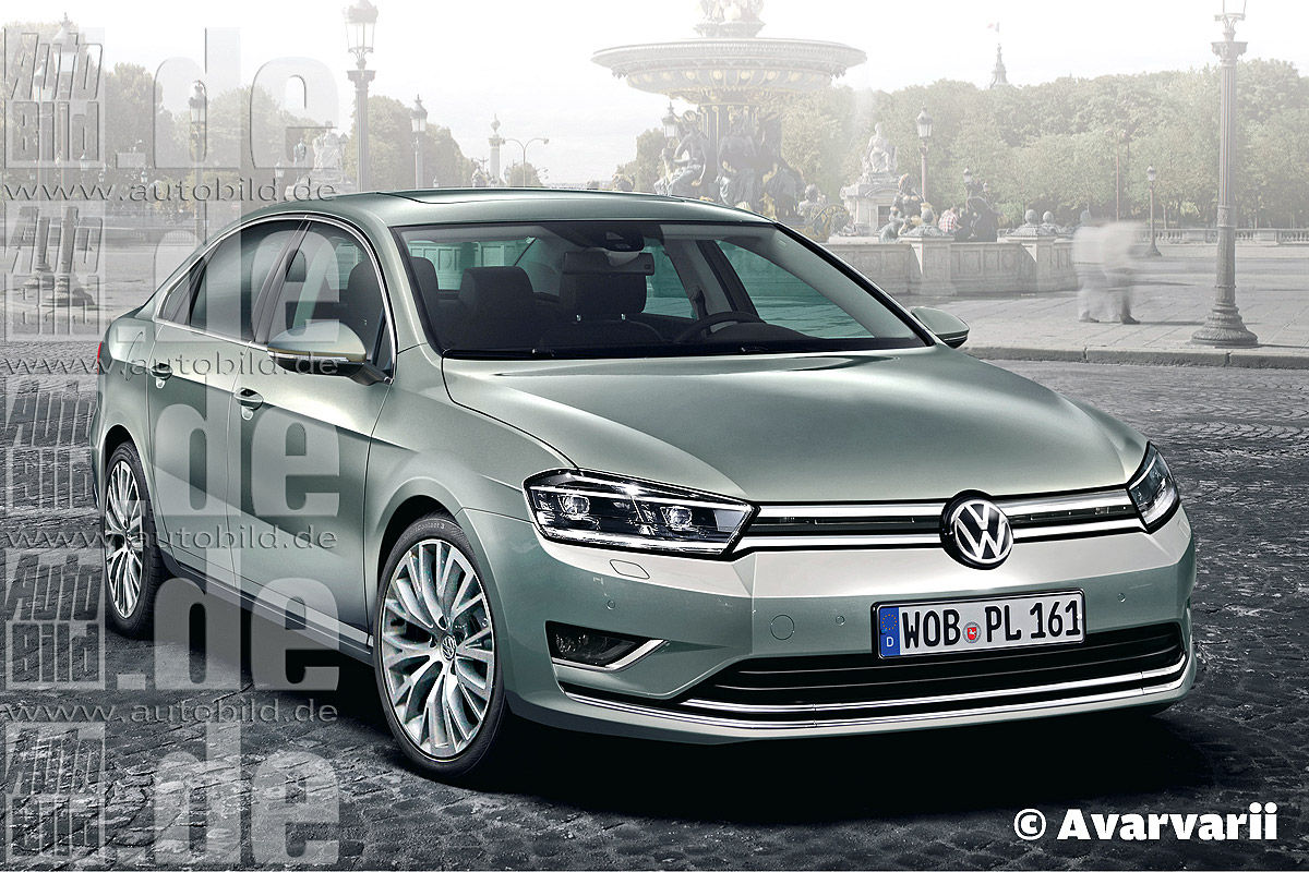 2015 - [Volkswagen] Passat VIII [B8] - Page 7 Vw-pas10