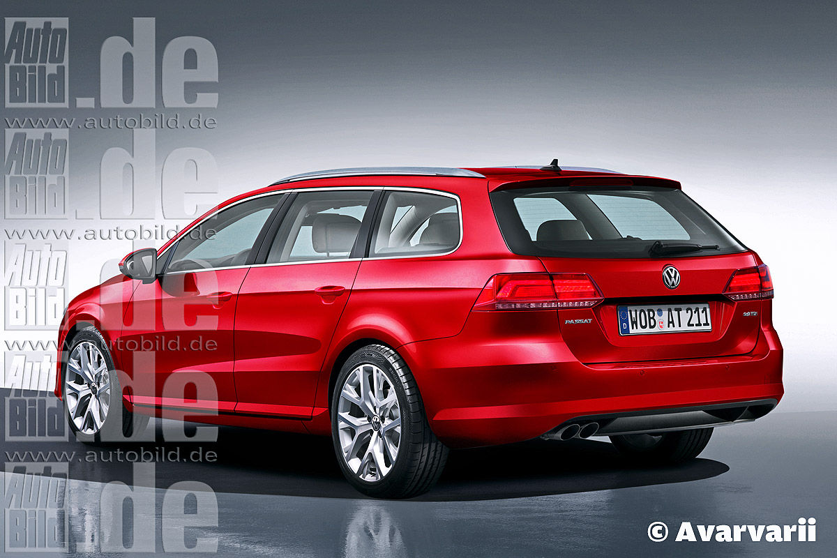 2015 - [Volkswagen] Passat VIII [B8] - Page 7 Vw-pas13