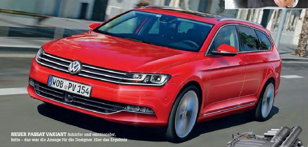 2015 - [Volkswagen] Passat VIII [B8] - Page 6 Vw10