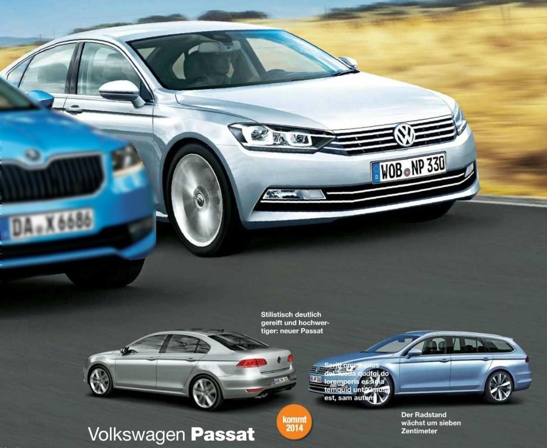 2015 - [Volkswagen] Passat VIII [B8] - Page 7 Vw12