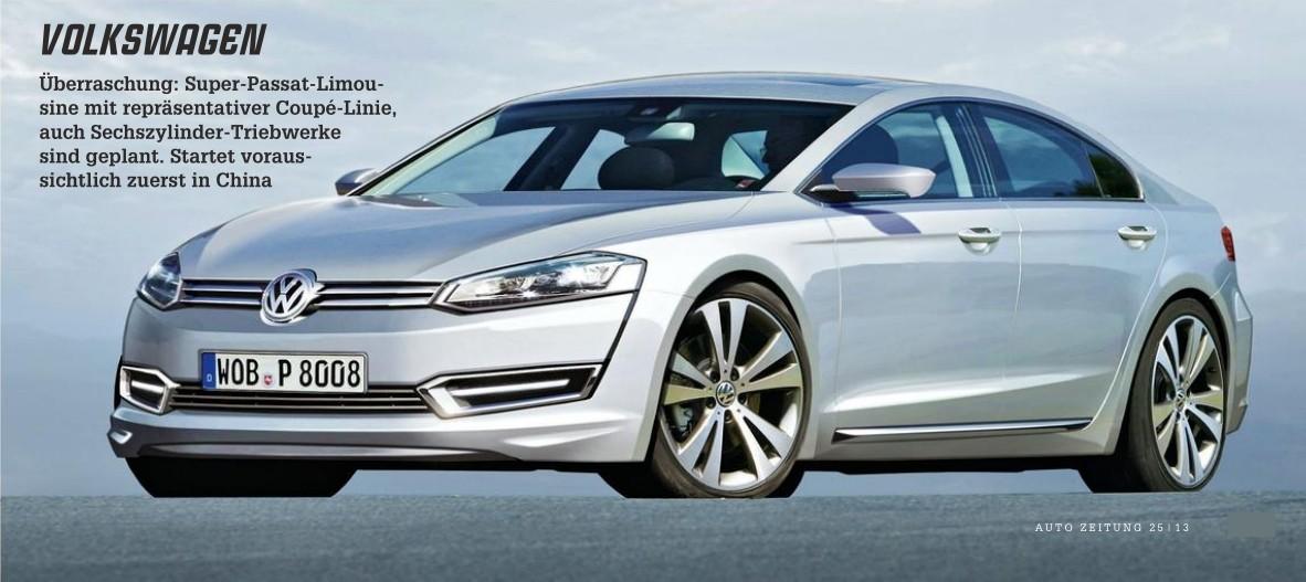 2016 - [Volkswagen] Arteon - Page 2 Vwcc10