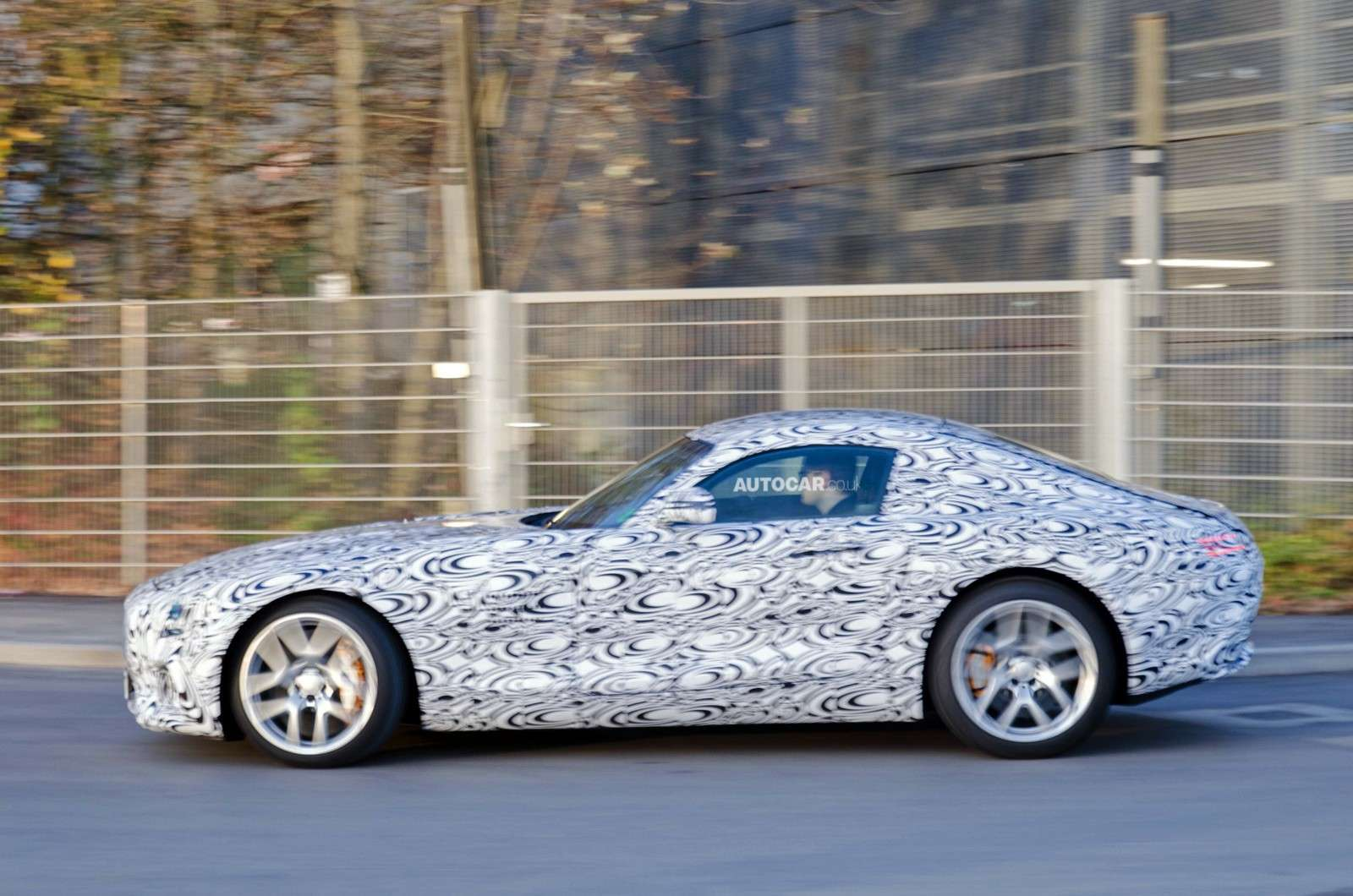 2014 - [Mercedes-AMG] GT [C190] - Page 3 Waterm13