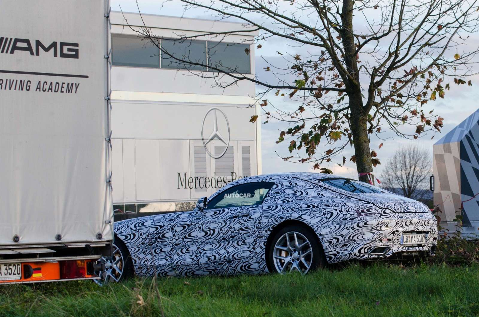 2014 - [Mercedes-AMG] GT [C190] - Page 3 Waterm17
