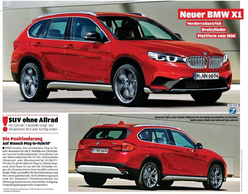 2015 - [BMW] X1 II [F48] - Page 3 X110