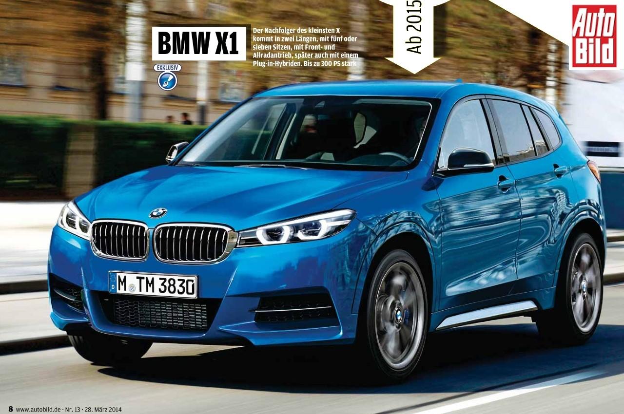2015 - [BMW] X1 II [F48] - Page 5 X112