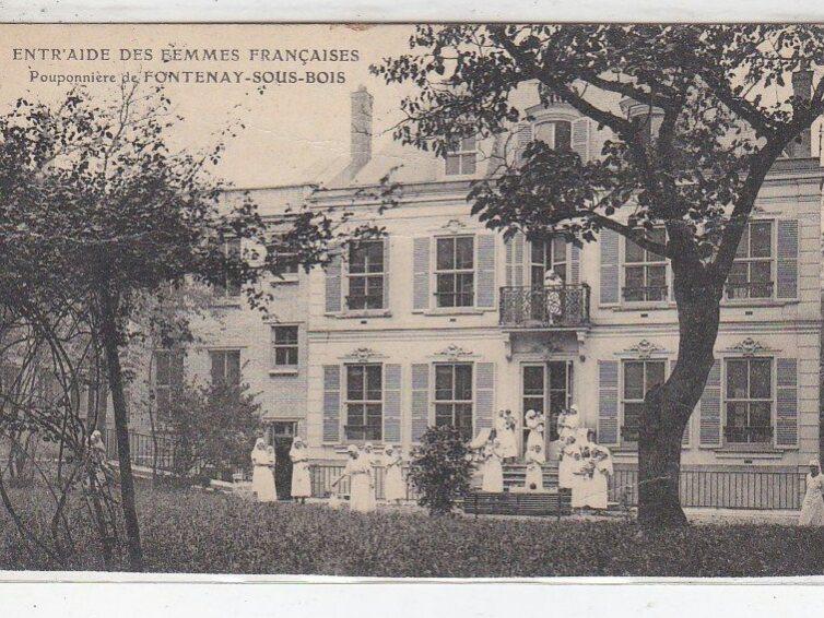 L'entraide des femmes françaises à Fontenay sous bois Entrai10