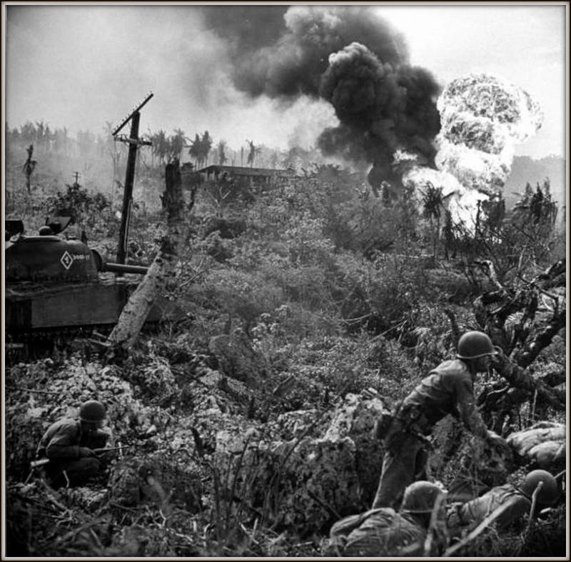 SCENARIO J1 DEBARQUEMENT A GUAM Guam2810