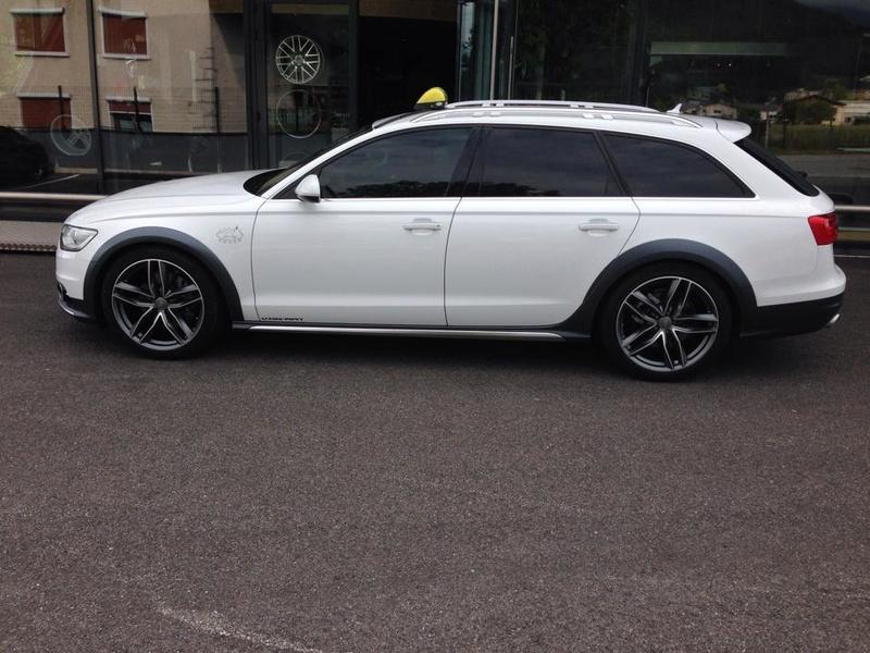 Vente de mon taxi Audi_410