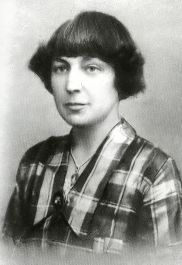 Марина Цветаева ((Стихи( -- Museum10