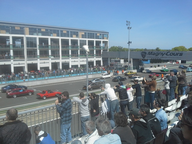 Classic Days Magny Cours 2014 (Photos) 20140517