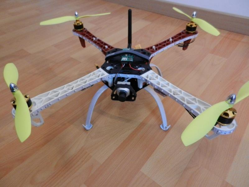 F450 relooking & upgrade APM pro + GPS néo 8 Dscn3624