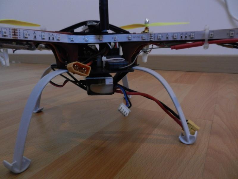 F450 relooking & upgrade APM pro + GPS néo 8 Dscn3625