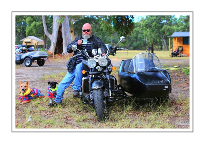 Bikers Biggest Morning Tea 18700410