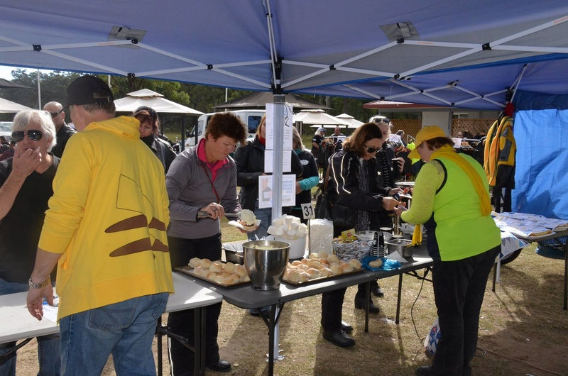 Bikers Biggest Morning Tea 18738411