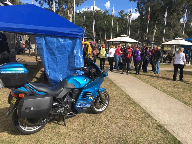 Bikers Biggest Morning Tea 18740510