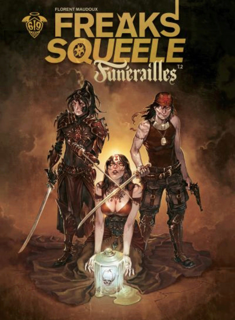 Freaks' Squeele (et ses spin-off) Funera11