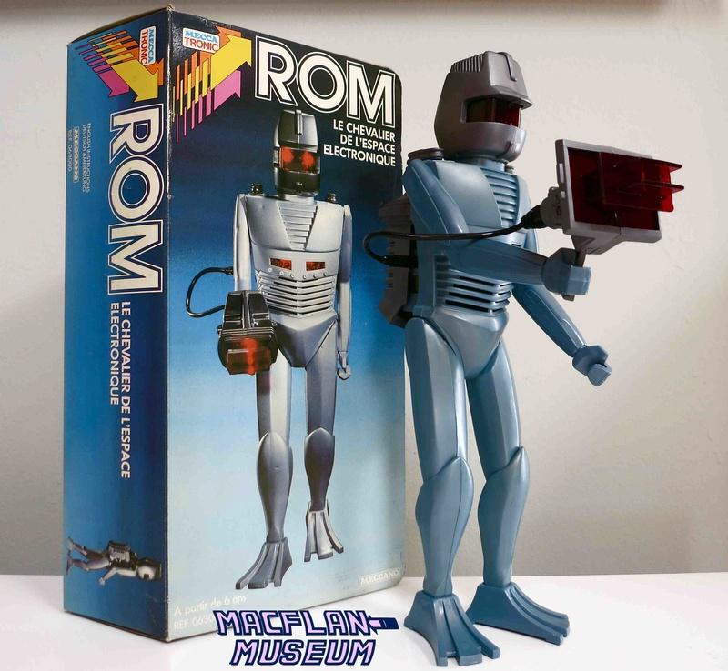 ROM - Le chevalier de l'espace - THE SPACE KNIGHT - Page 2 Rom_pr10