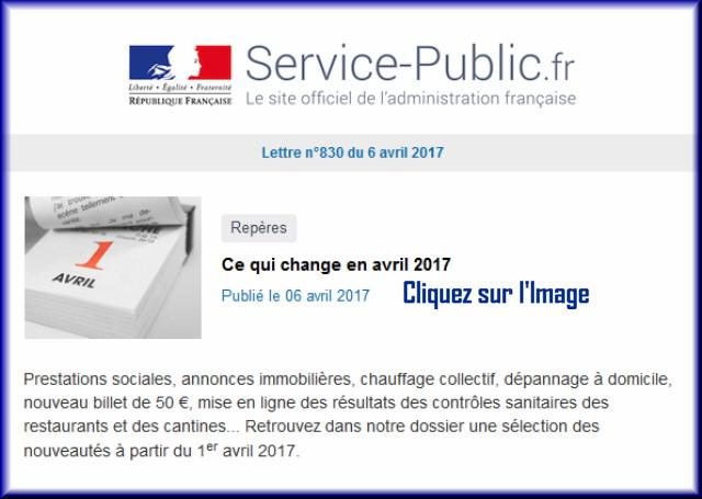 """La lettre N° 830 de """"Service Public"""" pour le 06 Avril 2017 Sans_t12"""