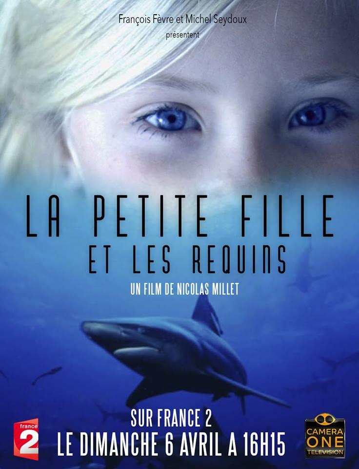 la petite fille et les requins  10009810