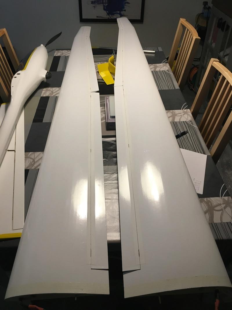 ----vendu------Grand planeur electrique Alaric 4m60 Img_5211