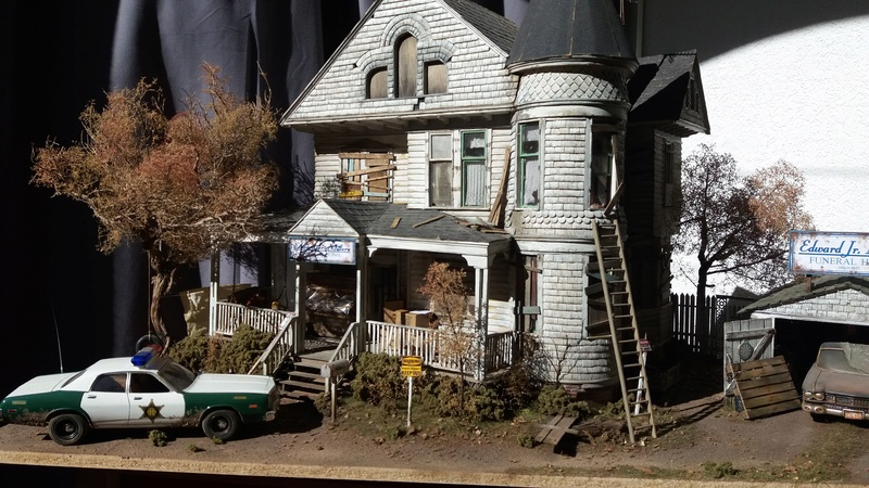 Miller's Mansion ou le manoir de l'horreur...... 20170326