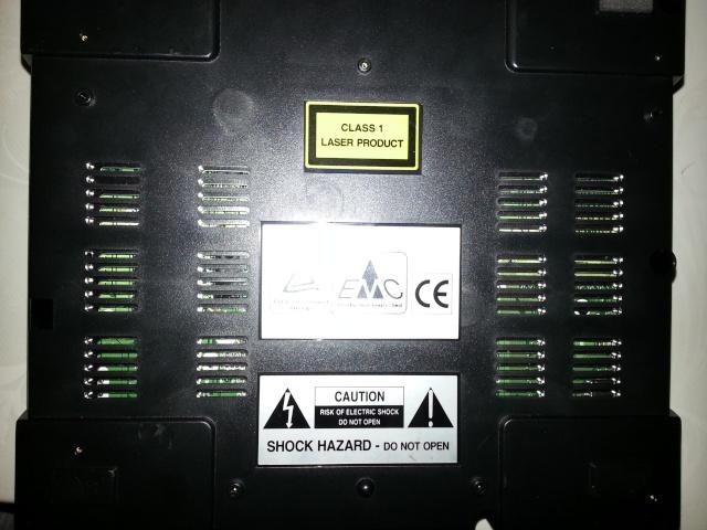 Problème Saturn - écran noir 20131036