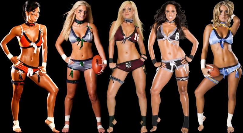 Football americain feminin 5-wide10