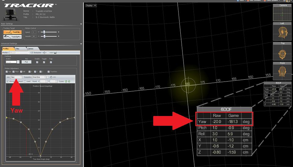 Paramétrer le track-ir de façon optimal Lacet12