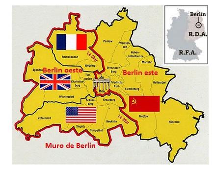 5 cosas que deberías saber del muro de Berlín Berlin10