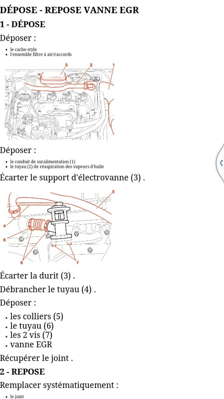 technique de demontage vanne egr 607 Screen11