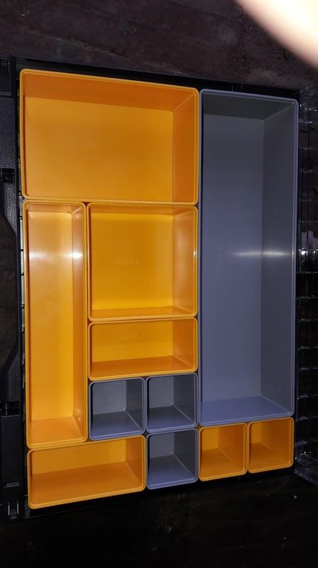 Coffret de rangement type systainer 20170610