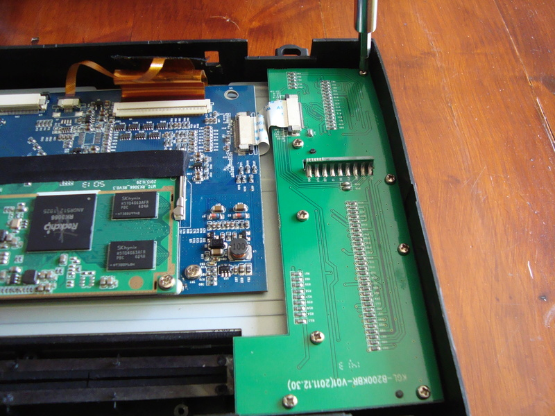 Tuto remplacement touch screen Erisin Dsc06819