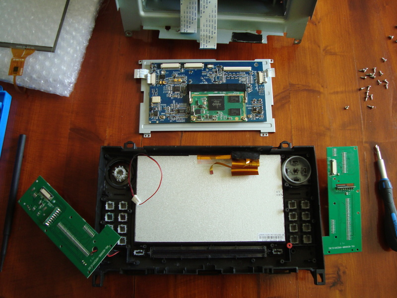 Tuto remplacement touch screen Erisin Dsc06911