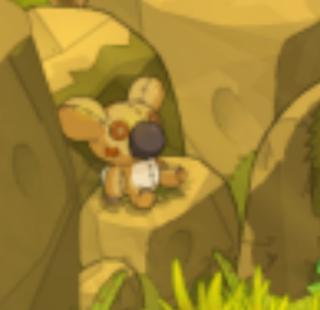 peluche koalak dofus