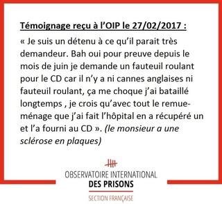 [Partenariat-OIP] Breves de prisons : la réalité. - Page 5 Fauteu11