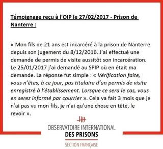 [Partenariat-OIP] Breves de prisons : la réalité. - Page 5 Parloi10