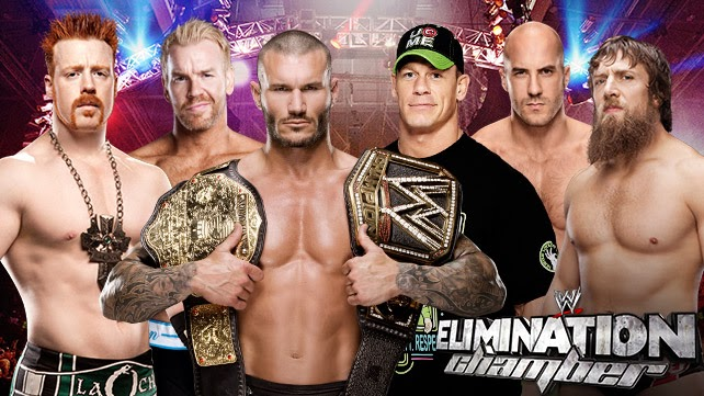 Cartel WWE Elimination Chamber 2014 Wwe_ec11