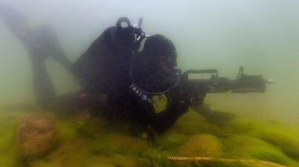 ¿Un 'Kaláshnikov' bajo el mar?: fusil-anfibio ADS 3ecd4f10