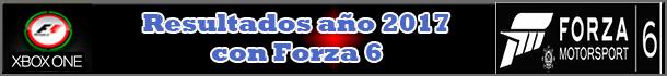 Histórico - F1 2012 / F1 2014 - XBOX 360 &  F1 2016 - F1 2017 & F1 2018 / PROJECF1 2013 / T CARS / FORZA 6 / DIRT RALLY - XBOX ONE. Resul116