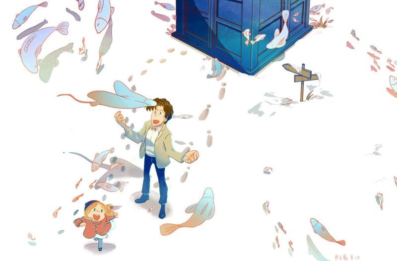 Your Wallpaper ! Doctor10